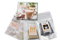 セット (ジンジャー ブレンド + 茶葉)( 4杯分)