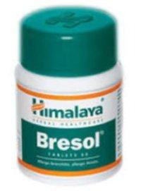 Himalaya Herbals Bresol Tablets